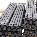Заборные столбы из металла